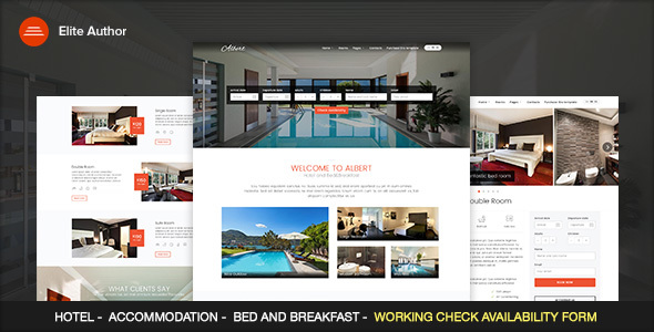 Albert - Hotel and Bed&Breakfast - Travel Retail