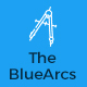The BlueArcs - ThemeForest Item for Sale