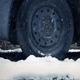 Moving Past Truck In The Snow - VideoHive Item for Sale