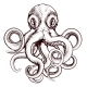 Octopus Illustration - GraphicRiver Item for Sale
