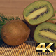 Fresh Kiwi on the Table - VideoHive Item for Sale