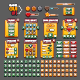 Game GUI #1 - GraphicRiver Item for Sale