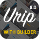 Urip - Professional WordPress Landing Page Theme - ThemeForest Item for Sale