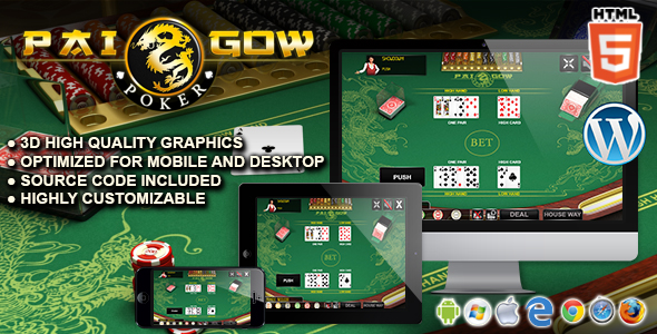 Basics of Pai Gow Poker