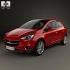 Opel corsa (mk5) (e) 5door 2014 590 0001.  thumbnail