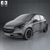 Opel corsa (mk5) (e) 5door 2014 590 0003.  thumbnail