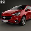 Opel corsa (mk5) (e) 5door 2014 590 0006.  thumbnail