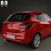 Opel corsa (mk5) (e) 5door 2014 590 0007.  thumbnail