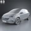 Opel corsa (mk5) (e) 5door 2014 590 0011.  thumbnail