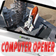 Desktop Computer Opener - VideoHive Item for Sale