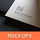 Logo Mockups Collection Vol. 1 - GraphicRiver Item for Sale