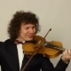 Curly-haired Guy Playing the Violin - VideoHive Item for Sale