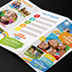 Kids Summer Camp Trifold - GraphicRiver Item for Sale
