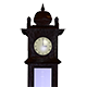 Grandfather Clock - 3DOcean Item for Sale