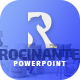 Rocinante Clean PowerPoint Template - GraphicRiver Item for Sale
