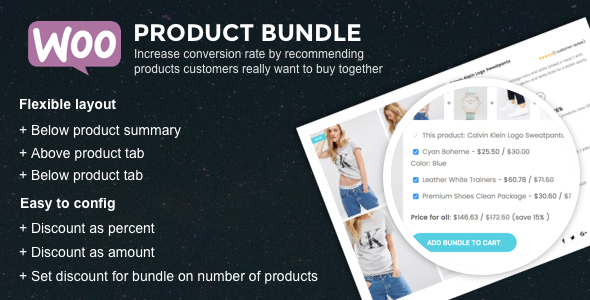 WooCommerce Product Bundle - CodeCanyon Item for Sale
