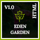 Eden Garden - Gardening and Landscaping HTML5 Template