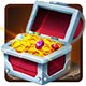 Treasure Chest Icons - GraphicRiver Item for Sale