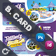 Travel Tour Business Card Templates - GraphicRiver Item for Sale