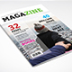 Multipurpose Magazine - GraphicRiver Item for Sale