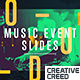 Music Event Slides - VideoHive Item for Sale