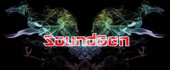 Audiojungle soundgen logo