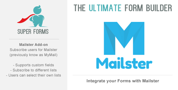 Super Forms - Mailster Add-on - CodeCanyon Item for Sale