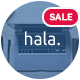 Hala - Creative Multi-Purpose WordPress Theme Nulled