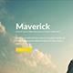 Maverick - Construction Keynote Template