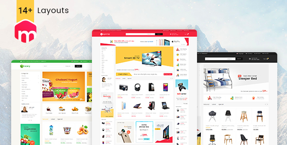 Mega Shop - WooCommerce Multi-Purpose Responsive Theme