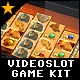 Videoslot Graphics Game Kit - Cleo's Gold - GraphicRiver Item for Sale