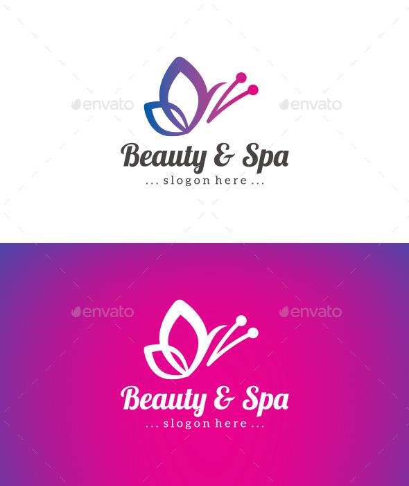 Butterfly Logo - Logo Templates