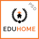 Eduhome – Education,University and Online Courses Template - ThemeForest Item for Sale