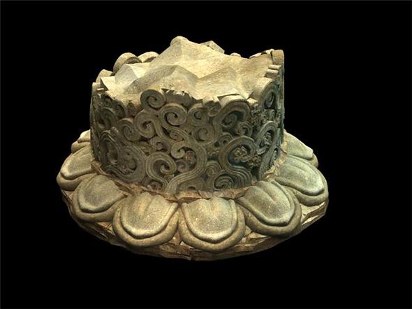 Game Model - Kaya Buddha crown - 3DOcean Item for Sale