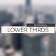 8 Minimal Lower Thirds - VideoHive Item for Sale