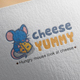 Cheese Logo - GraphicRiver Item for Sale