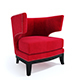 kare-design armchair 76113 - 3DOcean Item for Sale