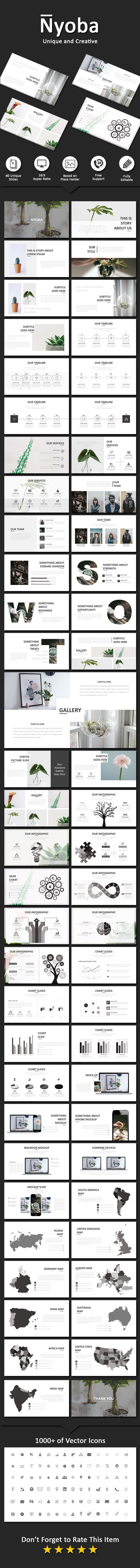Nyoba Creative Powerpoint - Business PowerPoint Templates