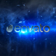 Dark Blue Cinematic Opener - VideoHive Item for Sale