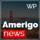 Amerigo - Responsive Newspaper / News / Magazine WordPress Theme