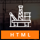 INDUSTRIAL - Multipurpose Corporate Responsive HTML Template - ThemeForest Item for Sale