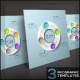 Modern Infographic Ribbons Templates (3 Items) Nulled