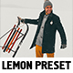 Lemon Preset - GraphicRiver Item for Sale