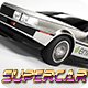 Supercar from the `80s Logo Reveal