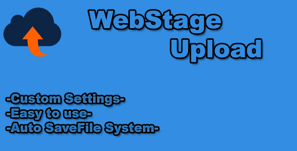 WebStage Upload