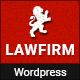 Law Firm and Lawyer - WordPress Theme Nulled