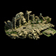 Game Model - Kashayana Buddha Forest Four Kings Hall ruins - 3DOcean Item for Sale