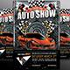 Auto Show Car - GraphicRiver Item for Sale