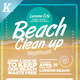 Beach Clean Up Flyer Templates - GraphicRiver Item for Sale