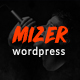 Mizer - Musicians, Deejays, Singers, Bands WordPress Theme - ThemeForest Item for Sale